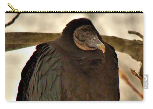 Black Vulture 1 Carry-all Pouch