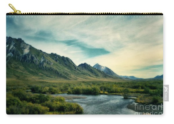 Blackstone River  Carry-all Pouch