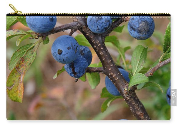 Blackthorn Or Sloe Carry-all Pouch