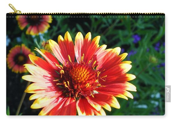 Blanket Flower Carry-all Pouch