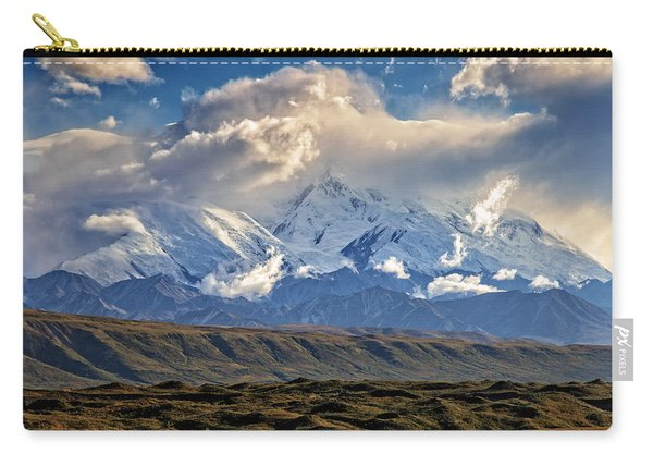 Blanket Of Clouds Carry-all Pouch