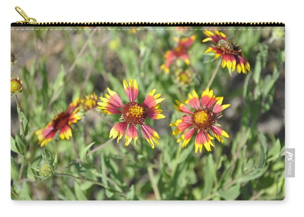 Blanketflower Carry-all Pouch