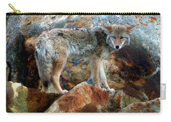 Blending In Nature Carry-all Pouch