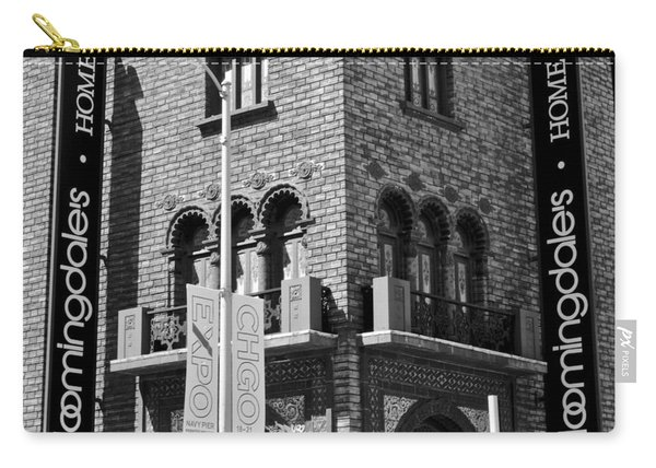 Bloomingdales Of Chicago Carry-all Pouch