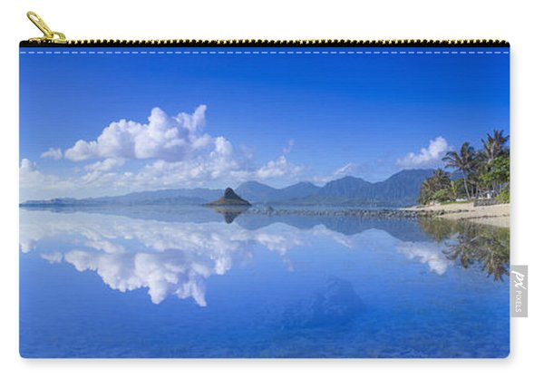 Blue Mokolii Carry-all Pouch