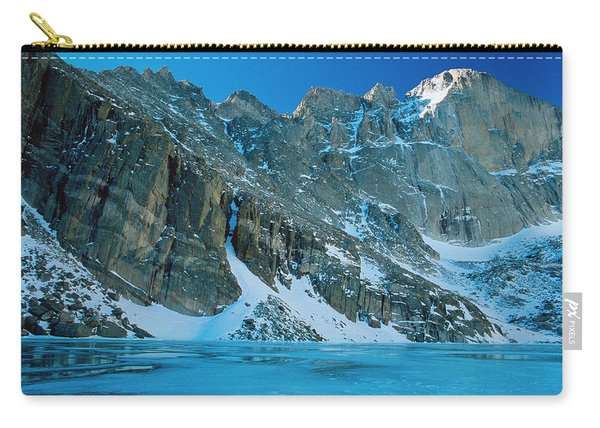 Blue Chasm Carry-all Pouch