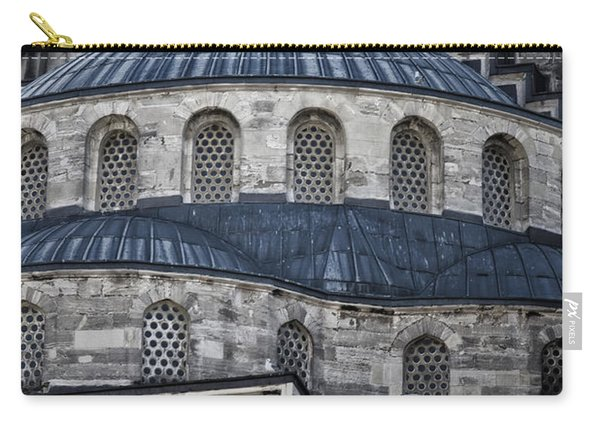 Blue Dawn Blue Mosque Carry-all Pouch