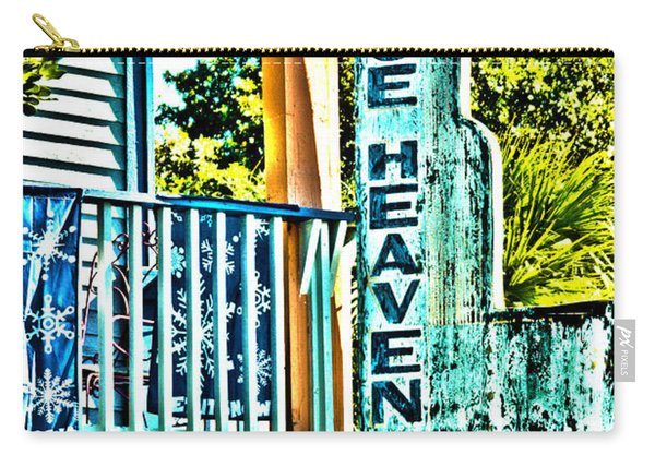 Blue Heaven In Key West - 1 Carry-all Pouch