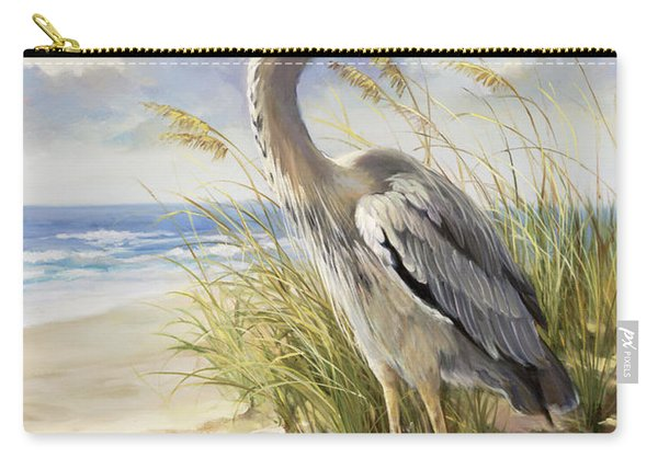 Blue Heron  Carry-all Pouch