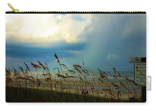 Blue Sky Above Carry-all Pouch