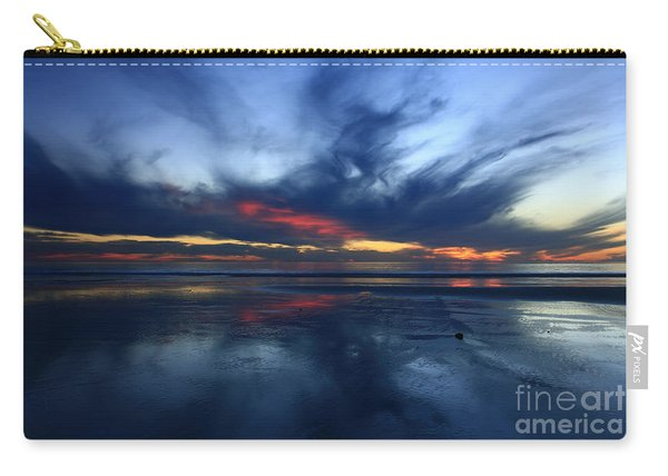 Cardiff By The Sea Symphony   Carry-all Pouch