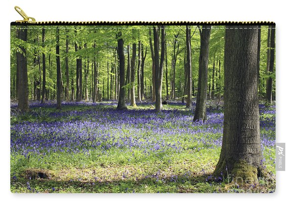Bluebell Wood Uk Carry-all Pouch