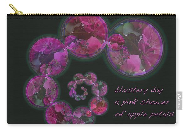 Blustery Day Haiga Carry-all Pouch