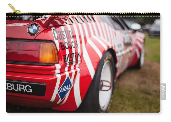 Bmw M1 Racecar Carry-all Pouch