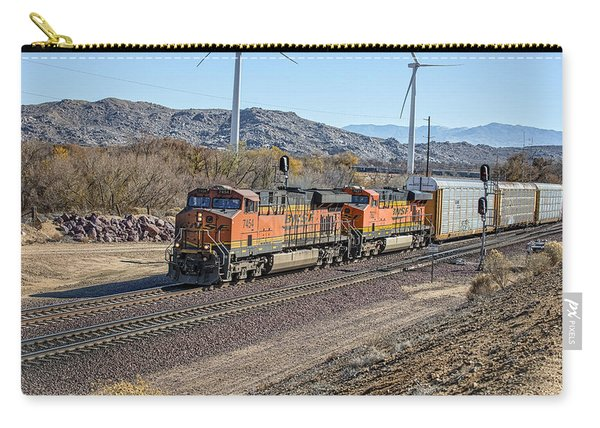 Bnsf 7454 Carry-all Pouch