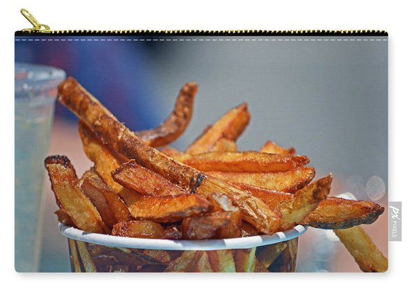 French Fries On The Boards Carry-all Pouch
