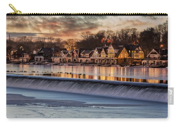 Boathouse Row Philadelphia Pa Carry-all Pouch