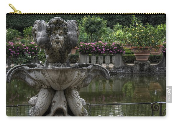 Boboli Fountain Carry-all Pouch