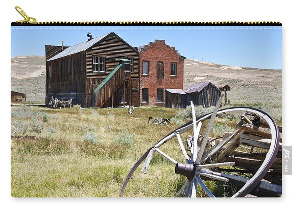 Bodie Ghost Town 3 - Old West Carry-all Pouch