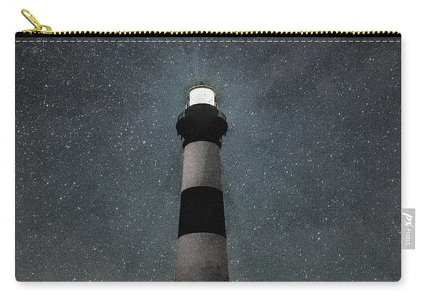 Bodie Island Light Midnight Carry-all Pouch