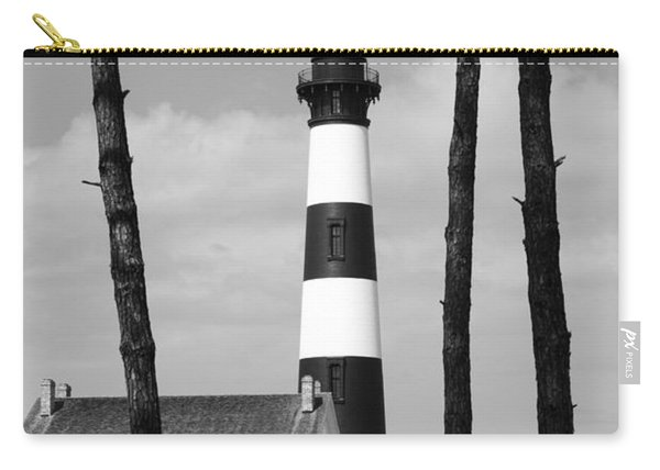 Bodie Island Lighthouse In The Outer Banks Carry-all Pouch