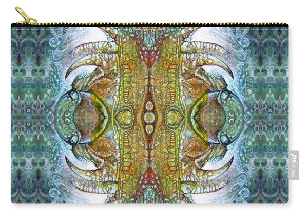 Bogomil Variation 14 - Otto Rapp And Michael Wolik Carry-all Pouch