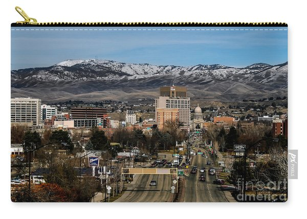 Boise Idaho Carry-all Pouch