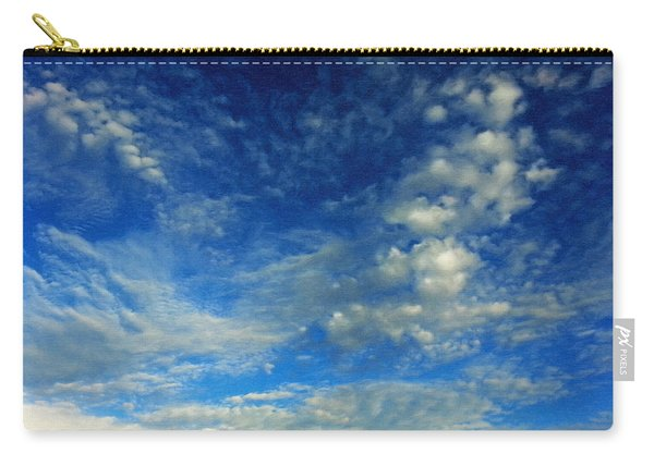 Bold Skyscape Carry-all Pouch