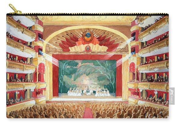 Bolshoi Ballet Carry-all Pouch