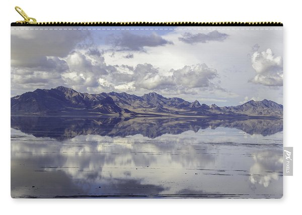 Bonneville Salt Flats Carry-all Pouch