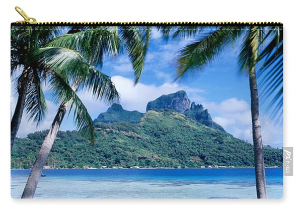 Bora Bora, Tahiti, Polynesia Carry-all Pouch