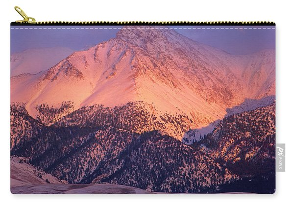 Borah Peak  Carry-all Pouch