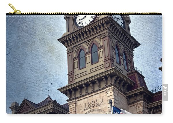 Bosque County Courthouse Carry-all Pouch