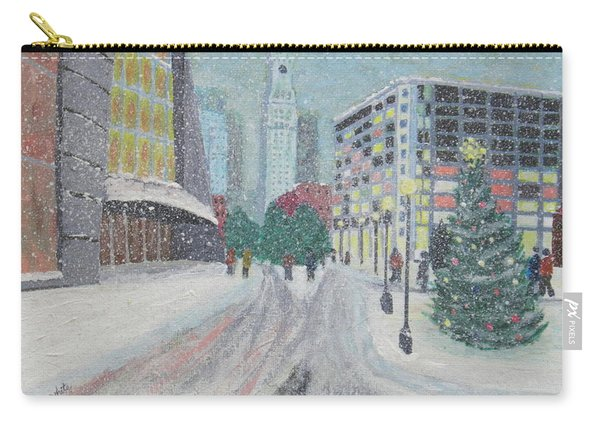 Boston First Snow Carry-all Pouch