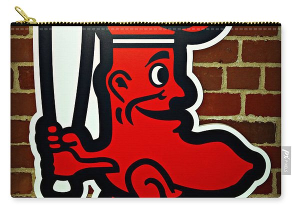 Boston Red Sox 1950s Logo Carry-all Pouch