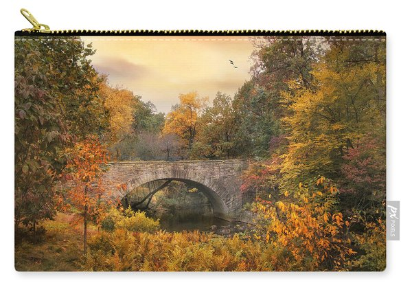 Botanical Bridge Carry-all Pouch