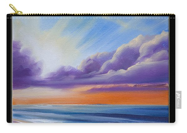 Botany Bay Shoreline Carry-all Pouch