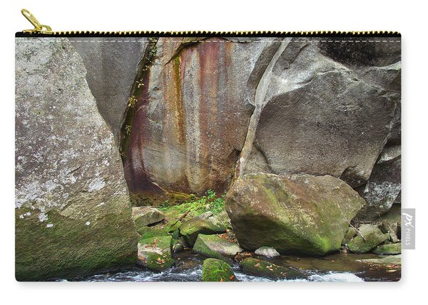 Boulders By The River Carry-all Pouch