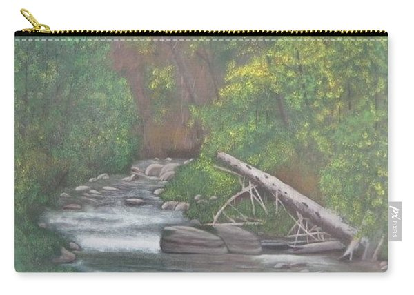 Boundary Creek  Bc Carry-all Pouch