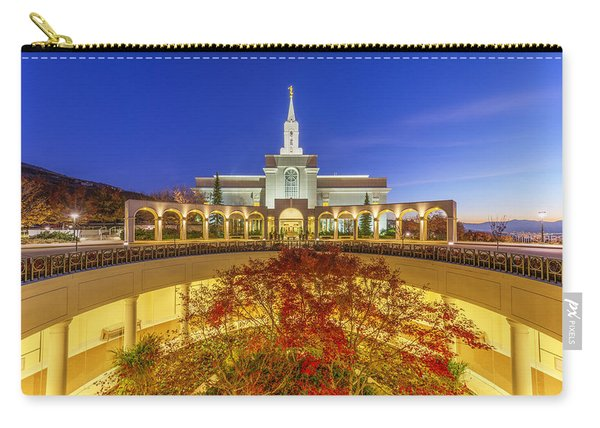 Carry-all Pouch featuring the photograph Bountiful by Dustin  LeFevre