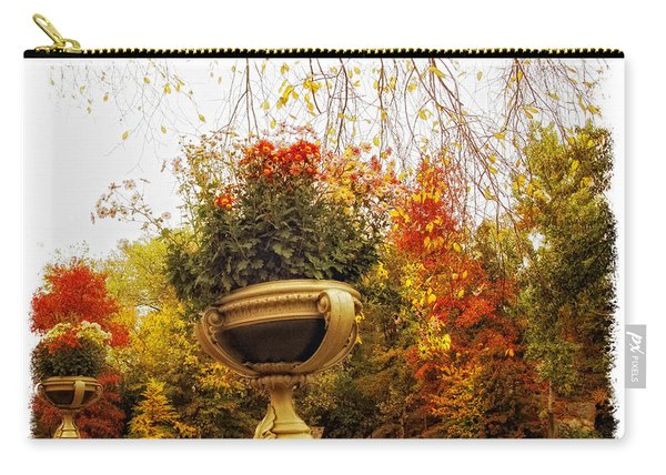 Bow Bridge Planters Carry-all Pouch