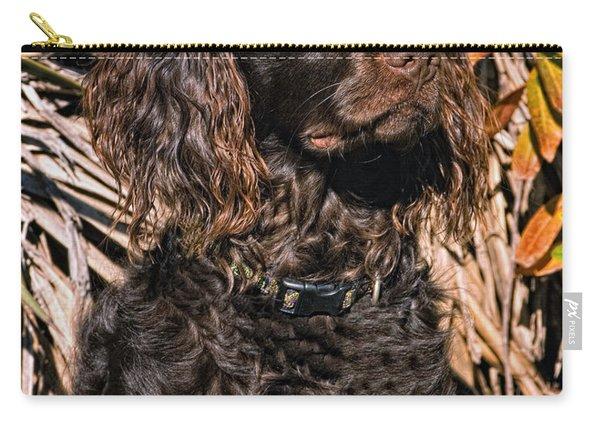 Boykin Spaniel Portrait Carry-all Pouch