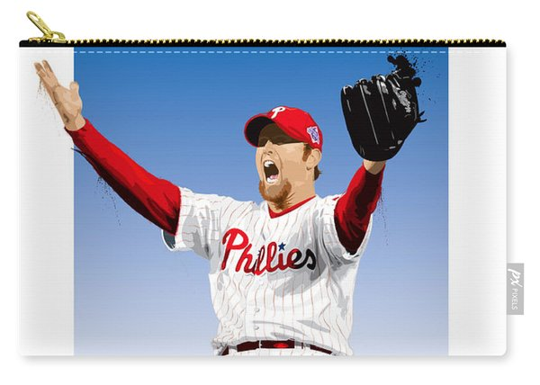 Brad Lidge Champion Carry-all Pouch