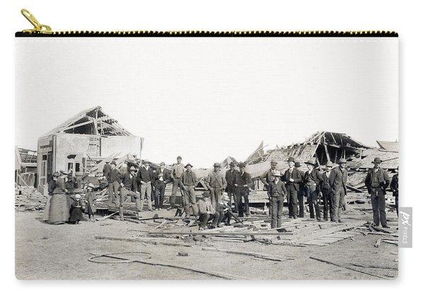 Bradshaw Tornado Ruins Carry-all Pouch