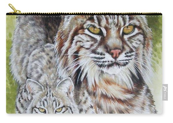 Brassy Carry-all Pouch
