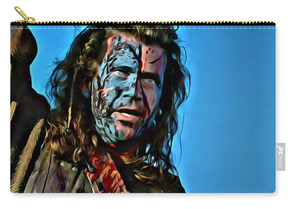 Braveheart Carry-all Pouch