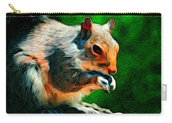 Brazen And Unrepentant Carry-all Pouch