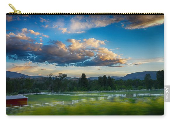 Breathtaking Colorado Sunset 1 Carry-all Pouch