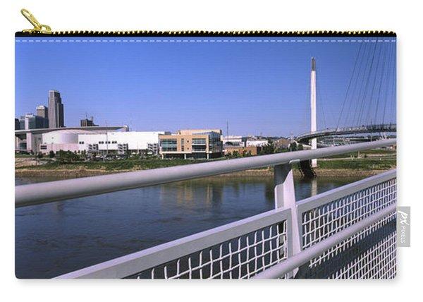 Bridge Across A River, Bob Kerrey Carry-all Pouch