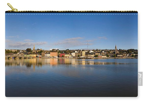Bridge Across A River, New Ross, River Carry-all Pouch